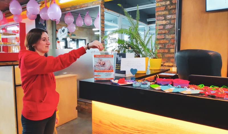 Підопічні Фонду допомогли Тані Плетюх